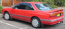 1988 Mazda Mx 6 Turbo Australia