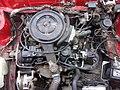 1989 Nissan Micra 1.2L engine (6638378041).jpg