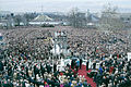 1989 Presidential Inauguration, George H. W. Bush, Opening Ceremonies.jpg
