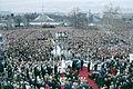 1989 Presidential Inauguration, George H. W. Bush, Opening Ceremonies.jpg