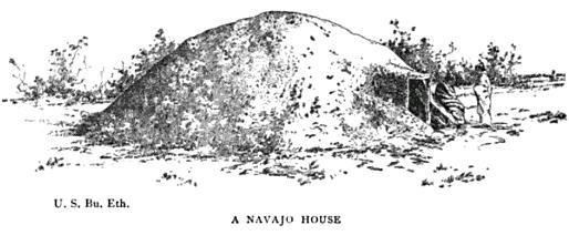 19th century knowledge indian lore navaho house