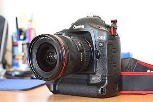 Canon EOS-1D Mark II - 1D Mark II N
