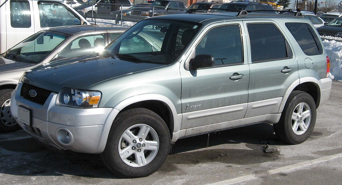 Px St Ford Escape Hybrid
