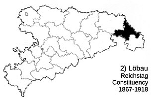 Löbau Reichstag constituency