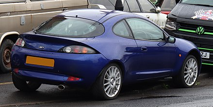 crítico Perspectiva El respeto  Ford Puma (sport compact) - Wikiwand