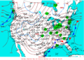 2003-04-08 Surface Weather Map NOAA.png