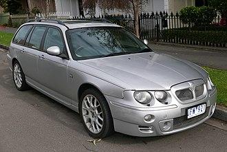 MG ZT - Image: 2003 MG ZT T+ 190 station wagon (2015 07 24) 01