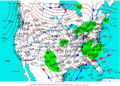 2004-02-12 Surface Weather Map NOAA.png