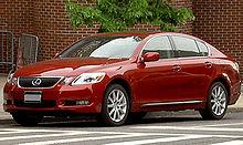 2005u20132006 Lexus GS 430 (UZS190; U.S.)