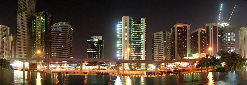 File:2008-03-21 Sheikh Zayed Street, Dubai.jpg