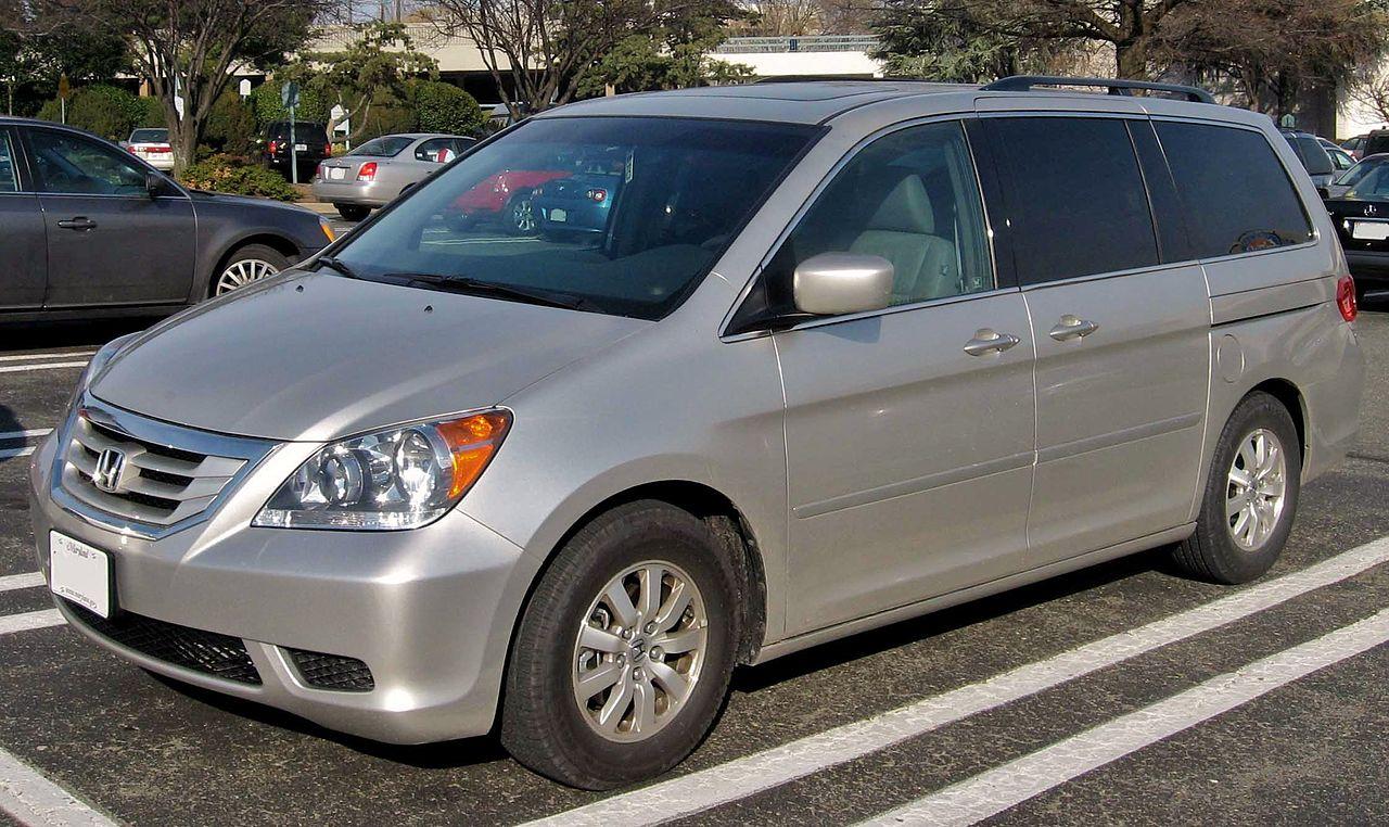 Kekurangan Honda Odyssey 2008 Spesifikasi