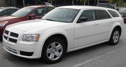 Dodge Magnum, 2008 model