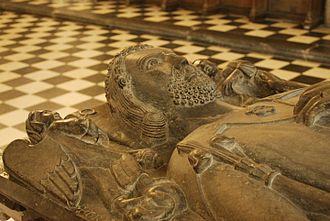 Henry I, Duke of Brabant - Grave of duke Henry