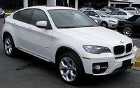 BMW X6 thumbnail