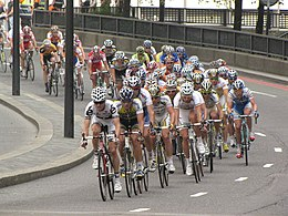 2009 Tour of Britain Stage 8 London DJ1.jpg