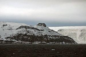 Bennett Island - View of Bennett Island