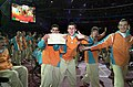 201000 - Opening Ceremony Australian team parades 6 - 3b - 2000 Sydney opening ceremony photo.jpg