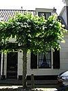 foto van Lage gepleisterde huisjes