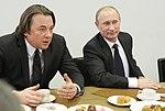 2011-02-03 Владимир Путин с коллективом Первого канала (13).jpeg