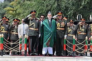 Presidency of Hamid Karzai