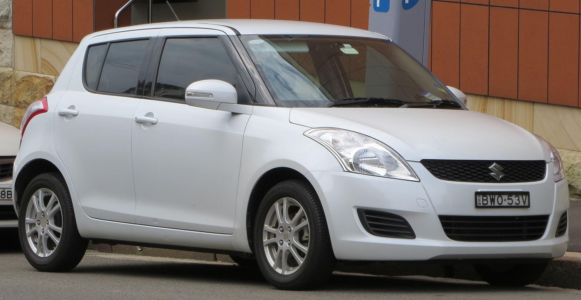 Suzuki Swift For Sale Canada