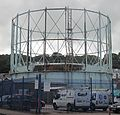 2012 Jersey gas holder fire aftermath b.jpg