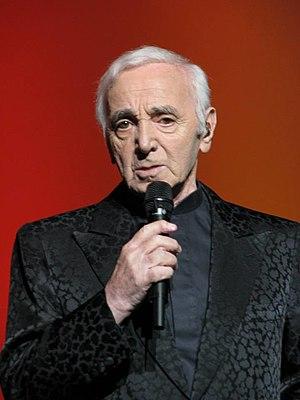 Charles Aznavour - Charles Aznavour in June 2014