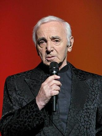 Charles Aznavour - Aznavour in 2014