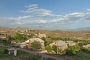 2014 Prowincja Wajoc Dzor, Krajobrazy widziane z drogi M2, widoki okolic Jeghegnadzor (06).jpg