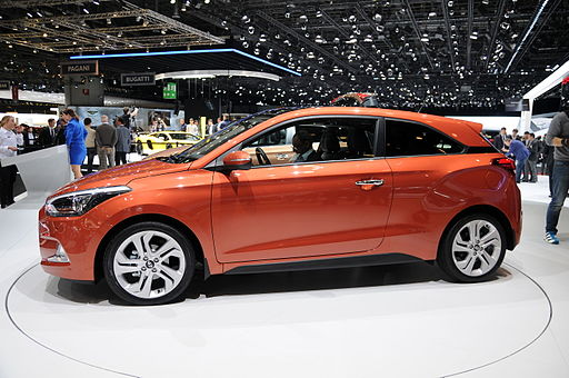 Opel i20 Coupe