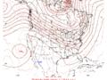 2015-10-14 500-Millibar Height Contour Map NOAA.png