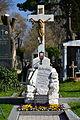 2016-03-31 GuentherZ Wien11 Zentralfriedhof (57) Ruhestaette Schulschwestern vom 3.Orden des Hl Franziskus.JPG