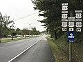 2016-09-29 17 58 57 View east along U.S. Route 211 (Frost Avenue) between Van Roijen Street and Rappahannock Street in Warrenton, Fauquier County, Virginia.jpg