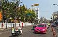 2016 Bangkok, Dystrykt Phra Nakhon, Ulica Chakrabongse (05).jpg