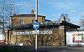 2016 Woolwich, Royal Arsenal Riverside, Main Guard House 02.jpg