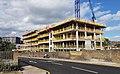 2016 Woolwich, Trinity Walk, construction site 09.jpg