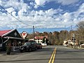 2017-11-06 14 19 14 View northwest along Main Street (Virginia State Secondary Route 645) between Chapel Road and Ford Lane in Clifton, Fairfax County, Virginia.jpg