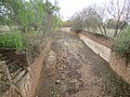 2017-12-26 Looking Dow-stream of the dry river bed of Algibre River, Paderne, Albufeira.JPG