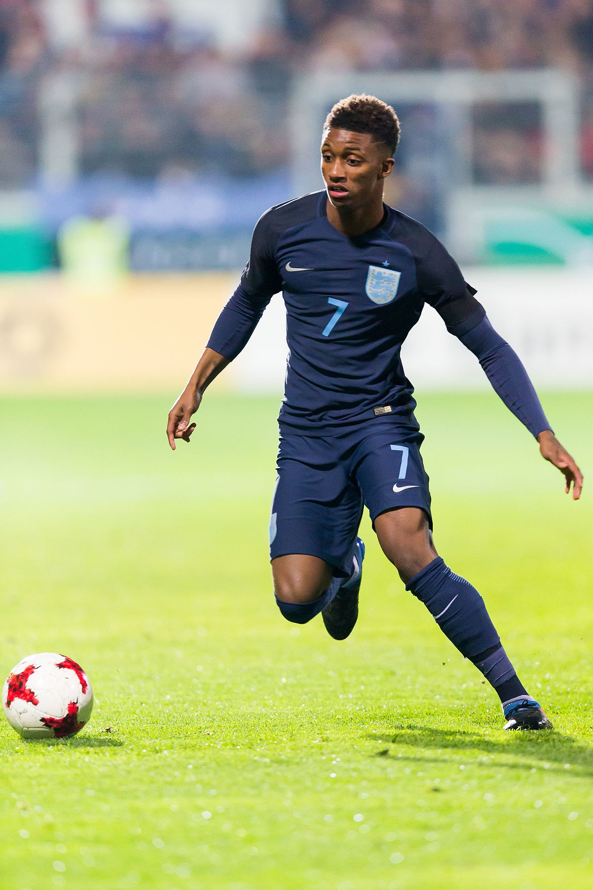 Demarai Gray - Wikipedia