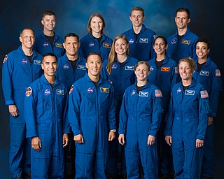 NASA Astronaut Group 22 Group of 12 selected in June 2017