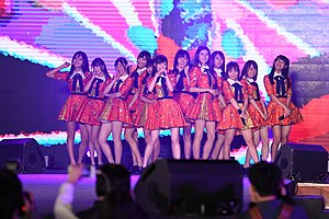 2018.12.08『COOL JAPAN FEST 2018 in 台北圓山大飯店』AKB48 Team TP Photo by AKB48-Taiwan Clubs 李承儒 (45314157365).jpg