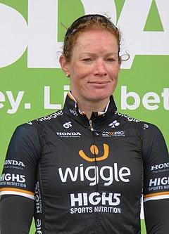 Kirsten Wild Dutch racing cyclist