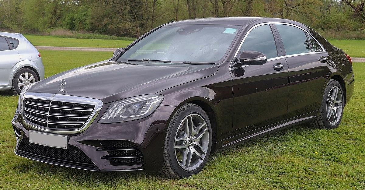 Mercedes-Benz S-Class - Wikipedia