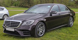 Mercedes-Benz S-Class Motor vehicle