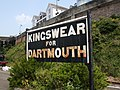 2019 at Kingswear station - running in board.JPG