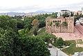 229 Parc i castell de Vallparadís des del terrat de la casa Coll i Bacardí (Terrassa).JPG