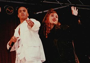 2 Unlimited - 2 Unlimited performing in 1994