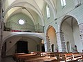 301 Església del Carme (Camprodon), nau.JPG