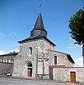 31 Peyrat de Bellac église Saint-Martin.jpg