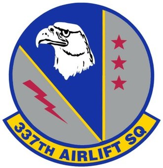 337th Airlift Squadron - Image: 337th Airlift Squadron
